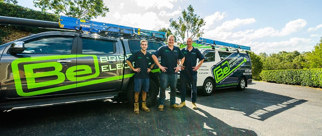 The Crew - Brisbane Electrical