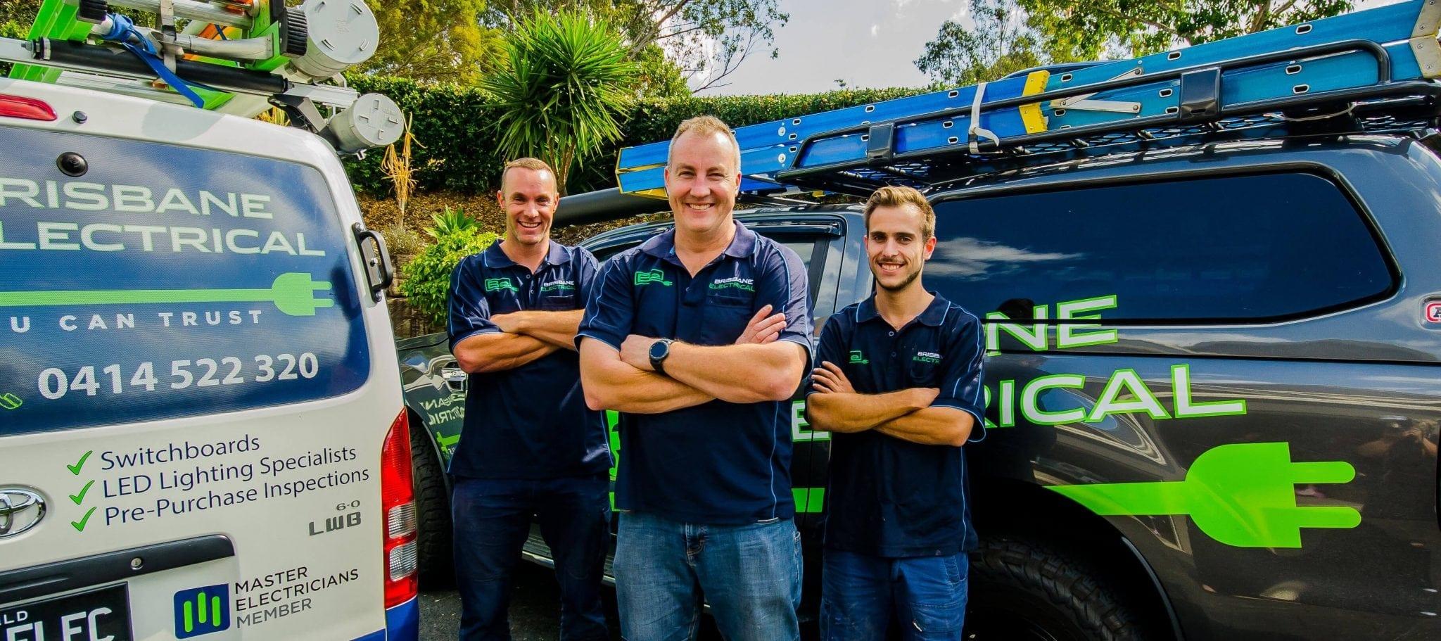 Brisbane Electrical Team